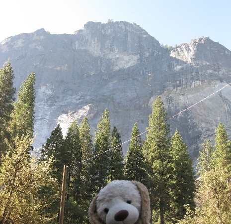 Where do you think Yosemite is?